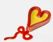 Balonowe Serce z Parówki