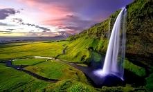 Wodospad na Islandii, Selja...