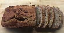 Przepis na wegański chlebek...