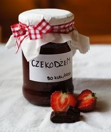 Czekodżem truskawkowy