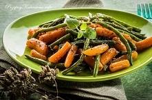 Karmelizowane warzywa