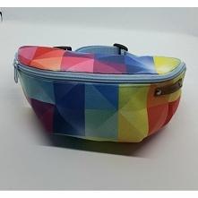 Nerka - torebka na biodro o...