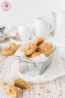 Ciasteczka z orzeszkami zie...