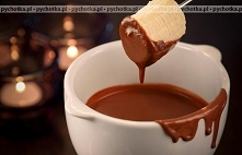 Owocowo- czekoladowy deser