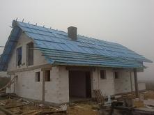 Budowa projektu indywidualnego opracowanego przez Biuro Projektowe SEJ-PRO