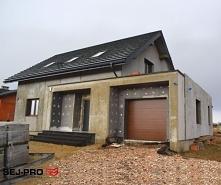 Budowa domu z projektu SEJ-PRO 003 ENERGO