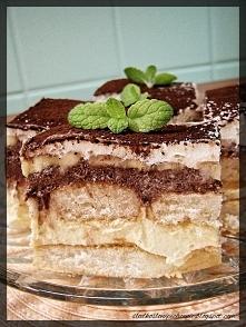 Ciasto waniliowo-kakaowe z ...