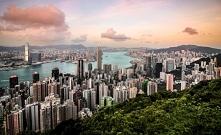 Zdjęcie miasta, Hongkong