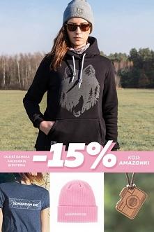 PROMOCJA z okazji Dnia Kobiet Wszystkie produkty damskie oraz akcesoria tańsze o -15% z kodem: AMAZONKI Zapraszamy➡  Promocja trwa do 8 marca, kod nie łączy się z przecenionymi ...