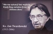 Cytat dnia - ks. Jan Twardo...