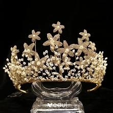 Uroczy Złote Biżuteria Ślub...