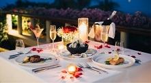 Ohh...idealne zakończenie dnia kobiet - romantyczna kolacja we dwoje. Wspaniała niespodzianka i miłe zaskoczenie.