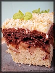 Kakakowo-kokosowe ciasto z ...