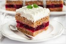 Ciasto marchewkowe z wiśnia...