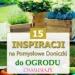 Pomysłowe Doniczki do Ogrodu: 15 Ciekawych Pomysłów DIY