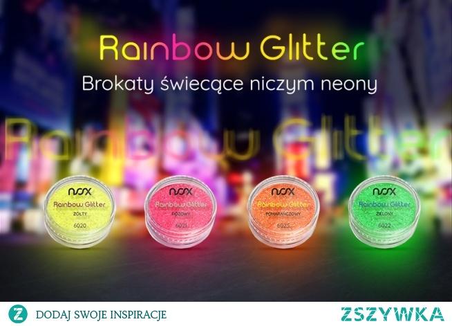 Hej dziewczyny! Słyszałyście już o naszej najnowszej kolekcji brokatów z serii Rainbow Glitter? Poniżej znajdziecie kilka istotnych informacji!
