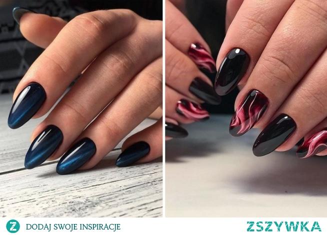 Sprawdźcie najnowsze inspiracje na paznokcie z kocim okiem!