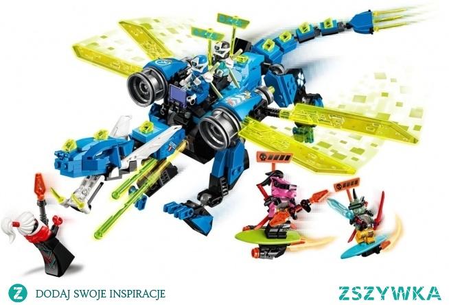 Lego Ninjago - nowości! w zabawkitotu.pl