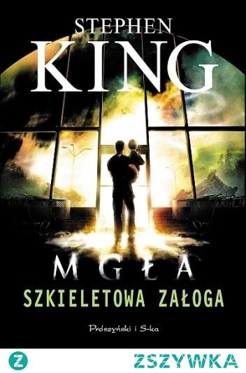 2. 'Szkieletowa załoga' Stephen King (2010)