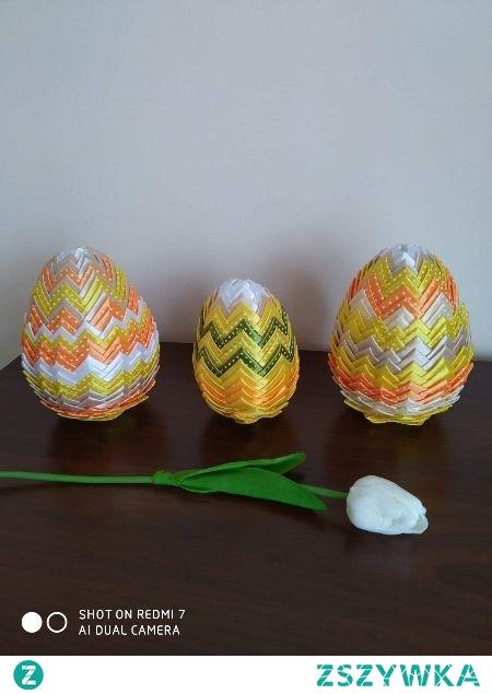 jajka zrobione metodą karczochową