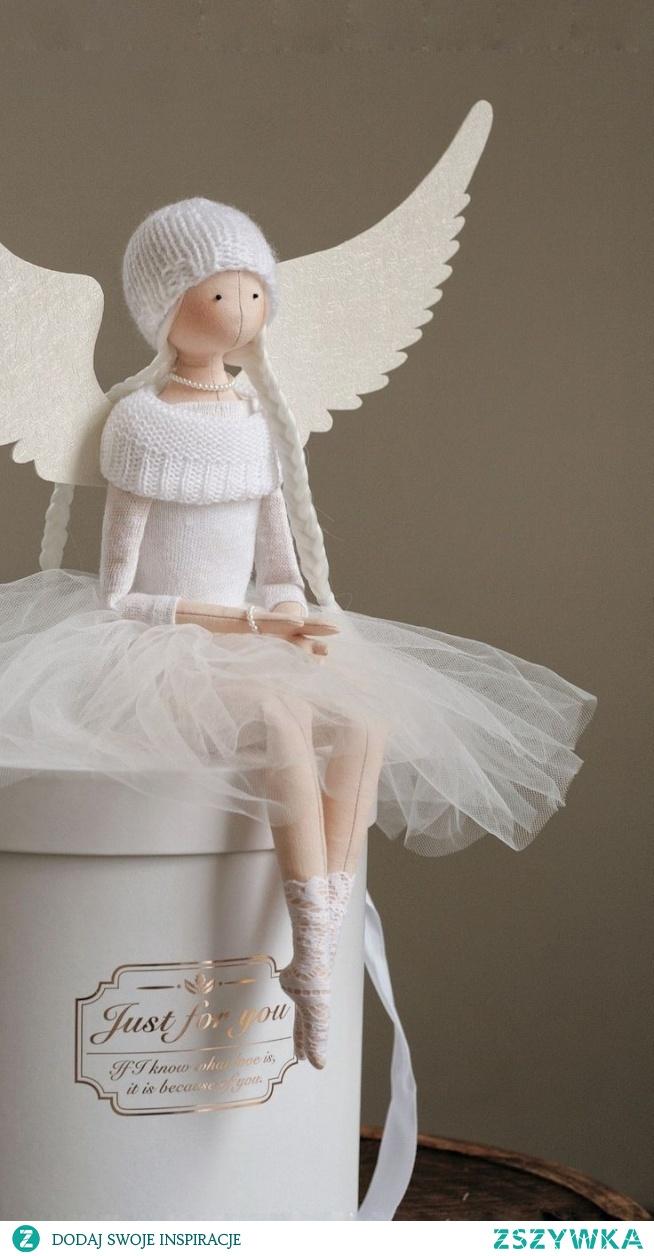 zimowy Anioł Stróż