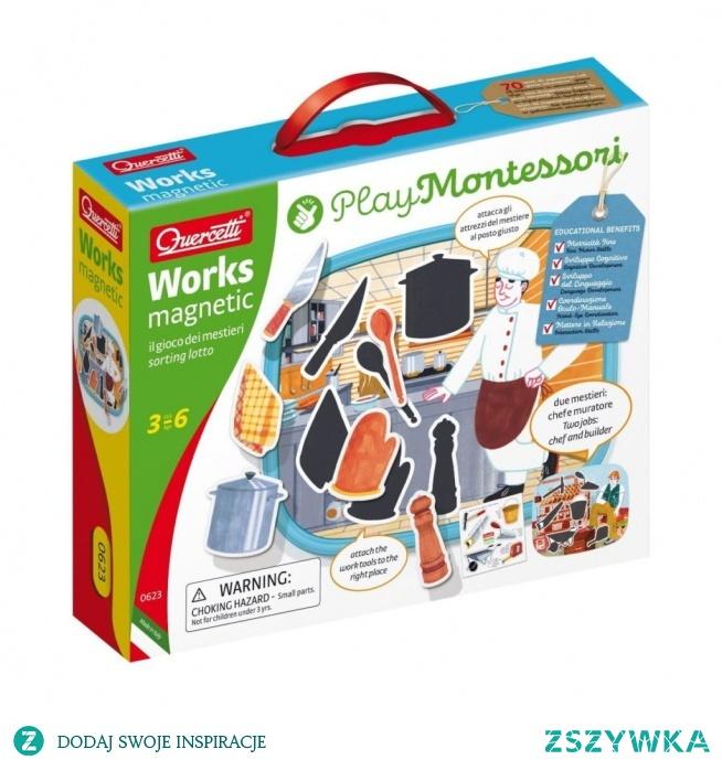 Montessori w domu - czytaj na blog.zabawkitotu.pl