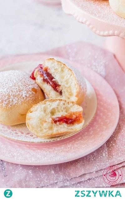 Pączki pieczone - Najlepsze przepisy | Blog kulinarny - Wypieki Beaty