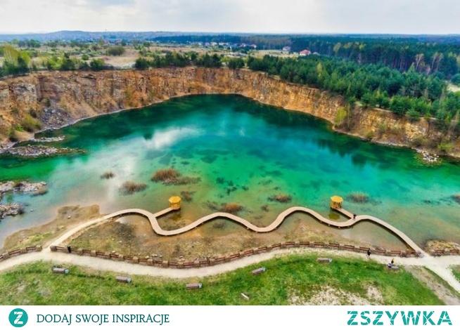 Park Gródek w Jaworznie (woj. śląskie)