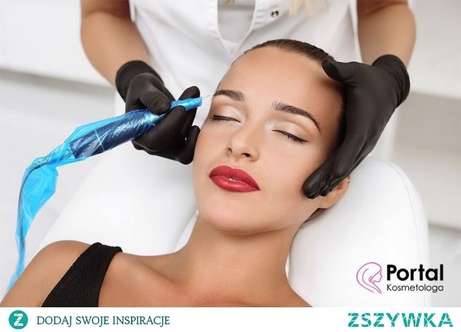 Pielęgnacja skóry po makijażu permanentnym