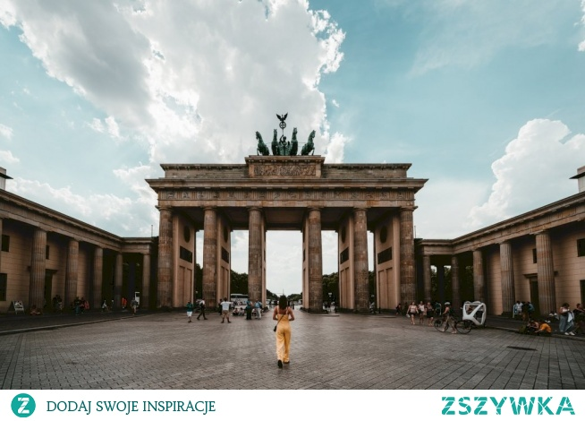 Pariser Platz w Berlinie, Niemcy