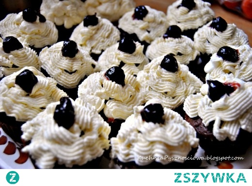 Muffinki z Czarnego Lasu