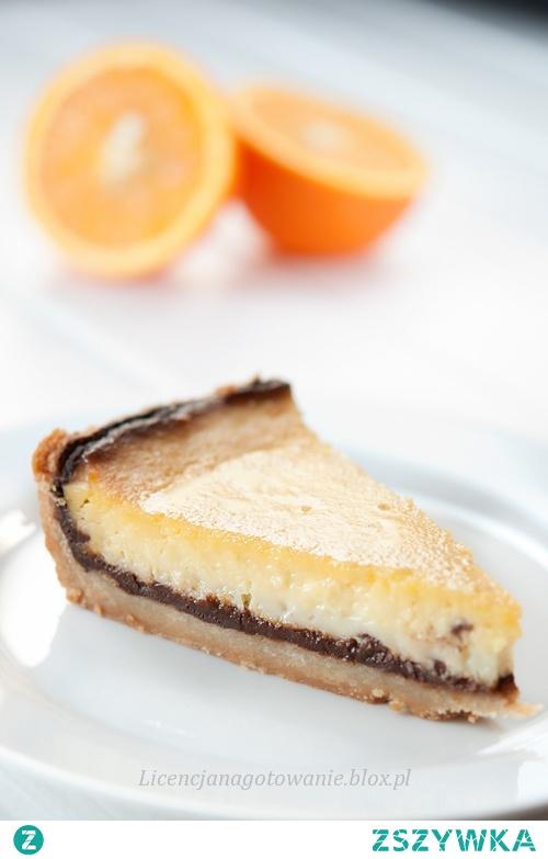 tarta czeko-orange