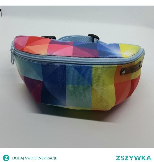 Nerka - torebka na biodro od turpis