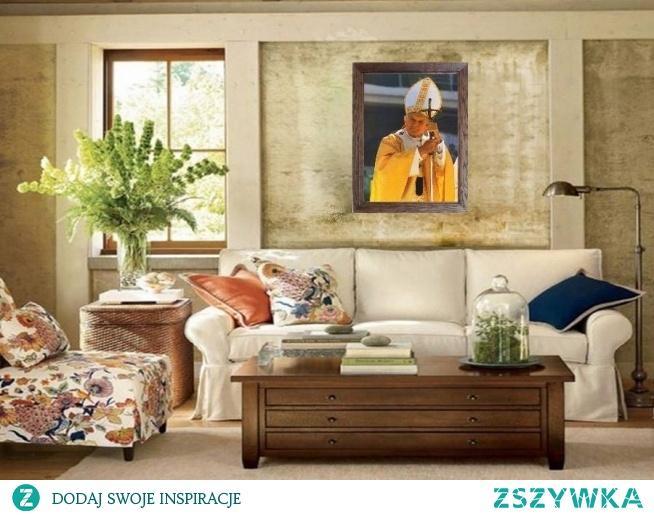 Jak się Wam podoba taka aranżacja z naszym obrazem? Posiadamy wiele wzorów do wyboru.