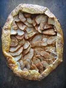Crostata z jabłkami