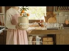 냥숲 vlog | 종일 집에서 부엌 청소, 맛있는...