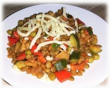 Soczewica z warzywami - zdr...