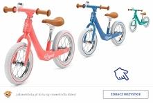 Nowe zabawki - 2020. Rowerk...