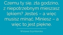 #wiersz #wisławaszymborska ...