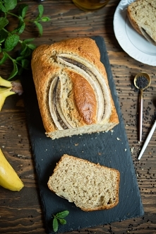 Chlebek bananowy :)