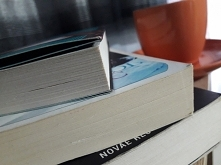 Książki i kawa najlepsze połączenie