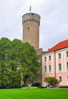 Bastion Długi Herman przy zamku Toompea