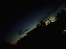 Beautiful march night