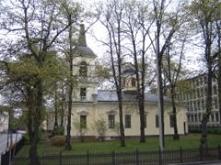 Helsinki Cerkiew św Trójcyz 1827r Engel