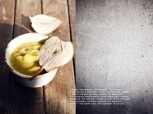 Gruszkowa zupa słowami z li...