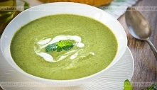 Zupa krem ze szparagów z gr...
