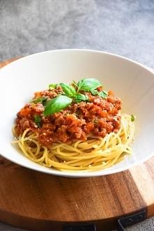 Najlepsze spaghetti bologne...