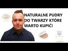 NATURALNE PUDRY DO TWARZY K...