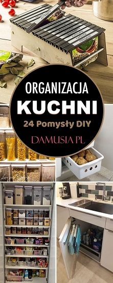 Ogranizacja Kuchni – TOP 24...