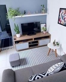 sala apartamento pequeño 2020